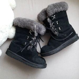 Girls UGG boots size 11 uggs sheepskin